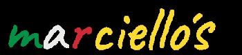 marciello´s Pizza Logo
